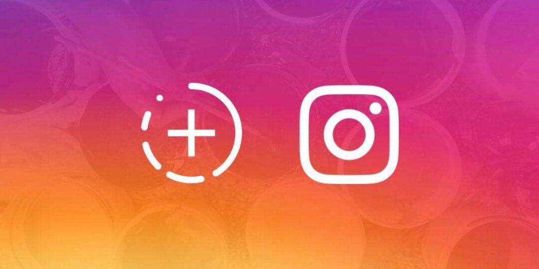 Новый режим «Создать» в Историях Инстаграм, кнопка Кубики и гифки на фон   IM